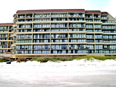 Photo for Two Oceanfront Master Bedrooms!