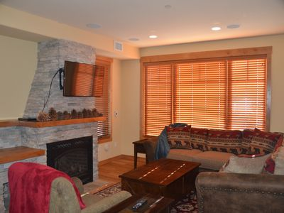 Photo for Hot Tub, Fire Pit Table, Four Flatscreen TVs, XBOX, Wii, Boot Dryer, Wireless...