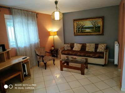 Photo for a beautiful cool house with a view of the garden very close to the beach w