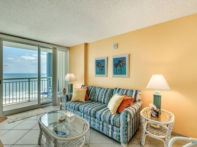 Photo for Perfect 1 Bedroom Oceanfront Condo, Avista 924!