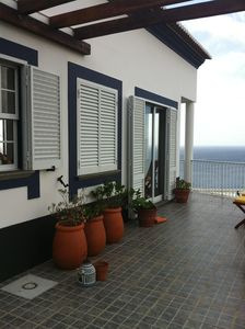 Photo for The house and the sea.    Five bedroom house.  Magnificent views