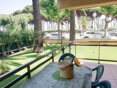 Photo for Apartment near the beach and in the center of the resort