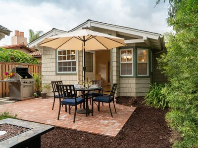 Photo for Tranquil Cottage - Charming Creekside Guest House