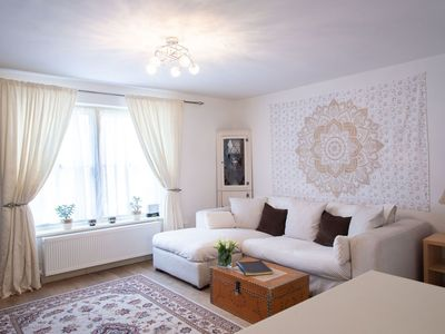 Photo for 3Bed Victorian Apt w/Terrace near Chancery Lane