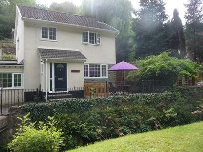 Photo for Tanglewood Holiday Home in the heart of Tintern, Wye Valley