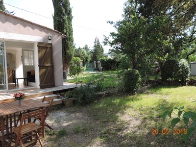 Photo for house in green provence