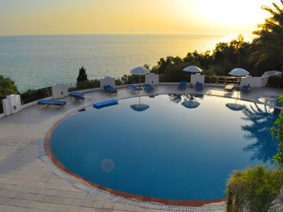Photo for Holiday house with pool Maria on Agios Gordios