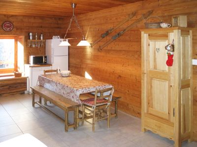 Photo for Authentic renovated mountain farm, ideal for families of 4 to 8 people