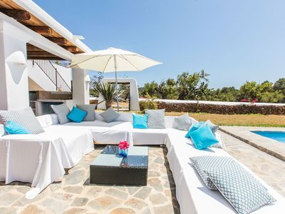 Photo for Authentic Finca with private pool near San Carlos