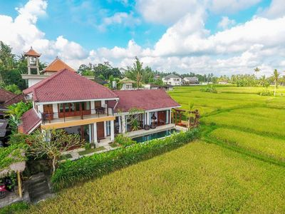 Photo for Paddy Ballet Villa - Surrounded by Rice Paddies