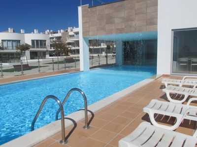 Photo for Superb Luxury Apartment With Sea Views, Swimming Pools In Fuzeta Eastern Algarve