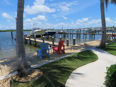 Photo for ☼ NEW LISTING ☼ Beautiful Key West Style Intercoastal Home!