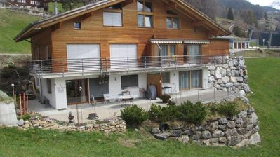 Photo for Holiday apartment Hasliberg Reuti for 4 persons with 2 bedrooms - Holiday apartment
