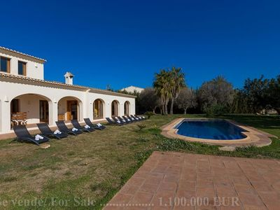 Photo for 7BR Villa Vacation Rental in Benisa