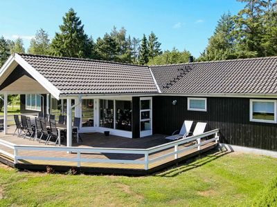 Photo for Opulent holiday home in Væggerløse with a swimming pool