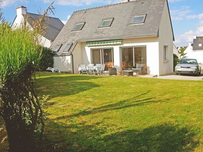 Photo for House direct access to the beach, Saint Philibert near CARNAC