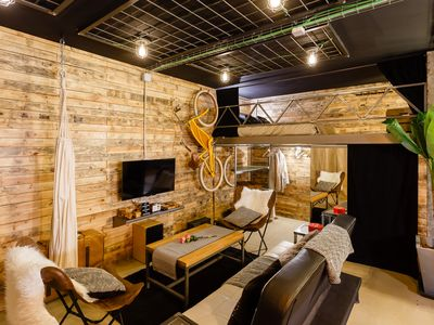 Photo for Semi-loft Romantico Industrial