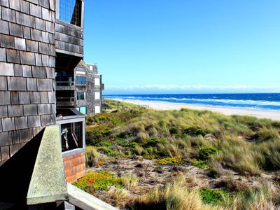 Photo for Oceanfront Condo at Pajaro Dunes