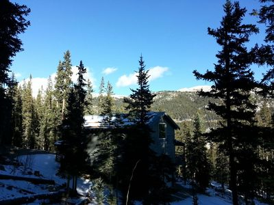 Located On the West slope of Placer Valley
