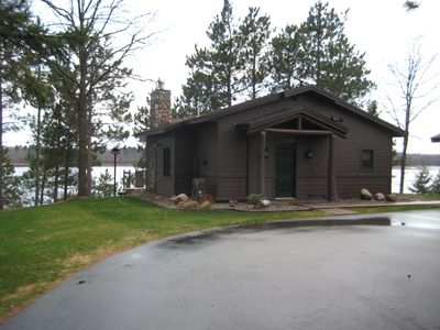 Photo for Architect Designed, Waterfront, One Bedroom Cabin Suite