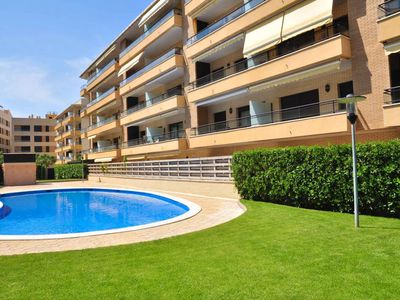 Photo for Apartamento vista al jardin para 4 personas en Cambrils(119008)