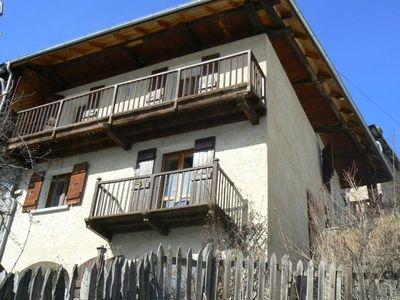 Photo for Apartment Les Orres, 3 bedrooms, 8 persons