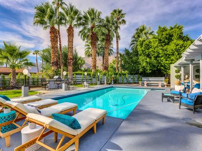 Photo for Light and Bright Three Bedroom Holiday Home near Downtown Palm SPrings