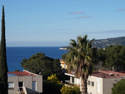 Photo for CASSIS, 56m2 apartment in residence Grand Large, District Golden Triangle