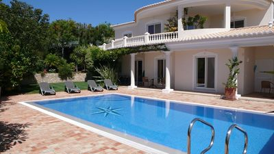 Photo for Luxury Modern Villa With Private Heated Overflow Pool, Wonderful Sea Views, WiFi