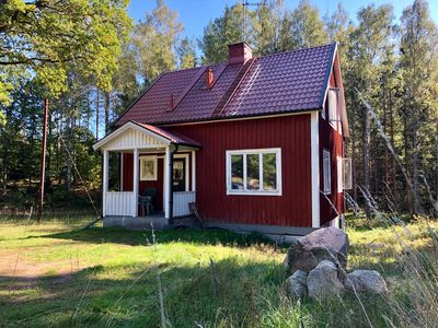 Photo for Cozy cottage in Småland