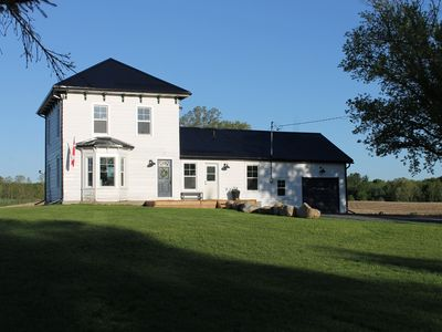 Photo for 3BR House Vacation Rental in Tweed, ON
