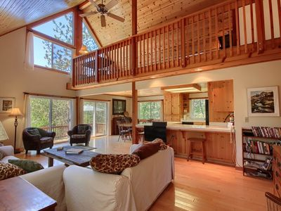 Photo for Bass Lake/Yosemite updated cabin, perfect place for family and friend gatherings
