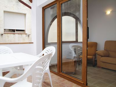 Photo for CESAREA PRIMER-apartment in the center of Llafranc-Costa Brava
