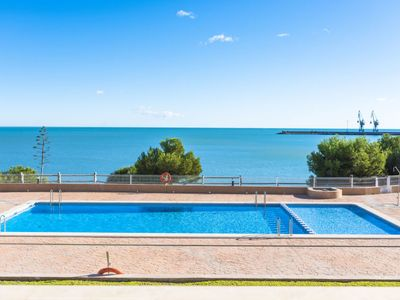 Photo for 3 bedroom Villa, sleeps 7 in Les Cases d'Alcanar with Pool, Air Con and WiFi