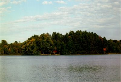 Photo for Private Lakefront Estate on 8 Acre Peninsula
