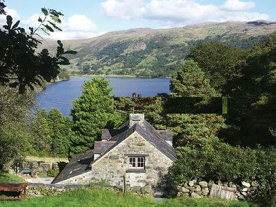 Photo for PANTLLENI, pet friendly, with open fire in Nant Gwynant, Ref 1008947