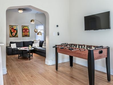 Private Foosball Table