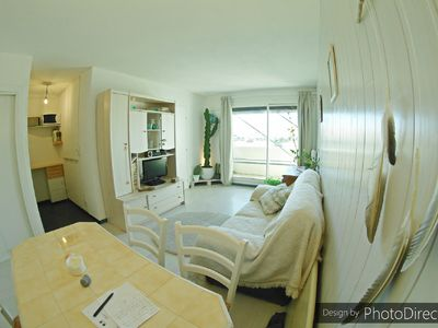Photo for Cozy Sunny 2 Room Apartment on the Beach