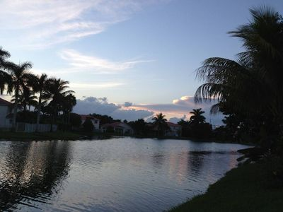 Photo for Lakefront Sunset Dream House