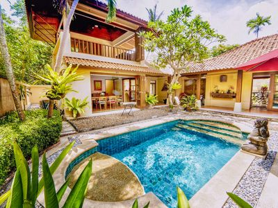 Photo for ⭐Balinese Countryside Villa 3BR Sleeps 8 w/Pool