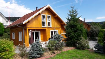 Photo for GERARDMER, Rent CHALET 4 *, any comfort, 2 to 6 pers. close to the center.