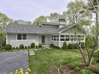 Photo for Beautifully renovated home minutes from Sag Harbor and Bridgehampton villages