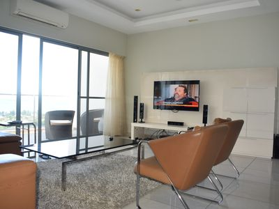 Photo for The apartment is located at Viva Tower on the 20th floor with a sea view.