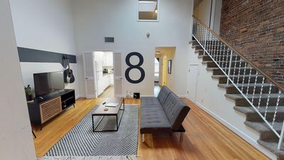 Photo for The Lofts at 107 - Willie's Suite