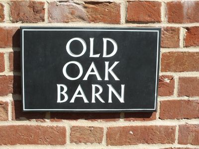 Welcome to Old Oak Barn