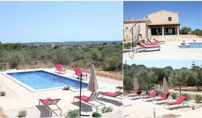Photo for Holiday house Ses Salines for 1 - 8 persons with 4 bedrooms - Holiday house