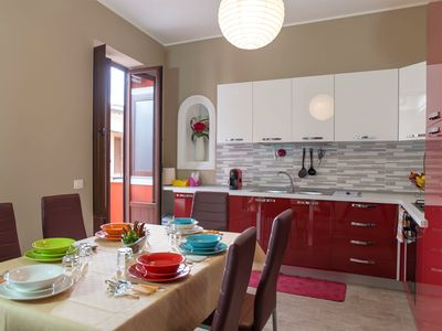 Photo for Homerez last minute deal - Amazing apt in Lamezia Terme and Wifi