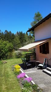 Photo for quiet cottage on the outskirts,but the attractions (castles,city,lakes) are near