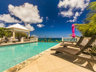 """Photo for Summer Pricing SLASHED- Island Harbour by """"Refined Retreats""""~ Spacious Modern 6 Bdr Villa"""