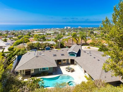Photo for 25% OFF AUG - Gorgeous Ocean View Home with Pool and Jacuzzi